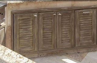 Outdoor Kitchen Access Doors Naturekast Pvc Affordable S