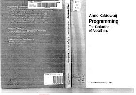 0132041081 {2BC206C3} Programming_ The Derivation of Algorithms [Kaldewaij 1990-09].pdf