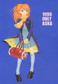 (C57) [Chimatsuriya Honpo (Asanagi Aoi, Musako Aroya)] 1999 Only Aska (Neon Genesis Evangelion) [English] [EHT]