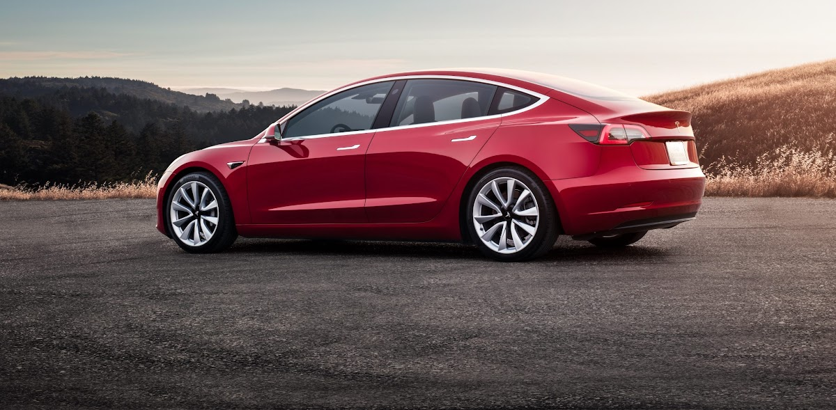 Autó lízing : Tesla Model 3