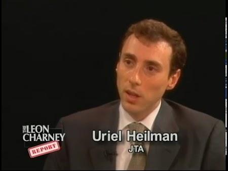 David Andelman and Uriel Heilman (Original Airdate 7/20/2008)