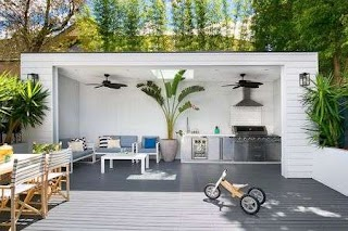 Modern Outdoor Kitchen Designs 50 Enviable S for Every Yard