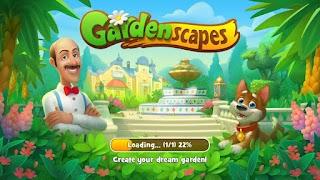 Gardenscapes Mod Apk 4.8.0 [Unlimited Money]