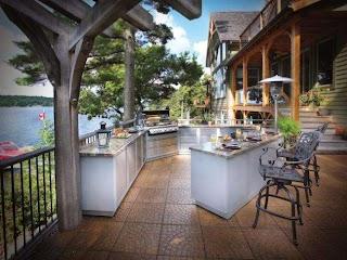 Hgtv Outdoor Kitchens Planning Your Kitchen