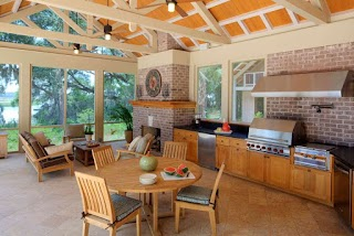 Best Outdoor Kitchen Designs Designing The And