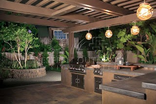 Outdoor Kitchen Stucco Finish Bbq Islands S Gallery Western
