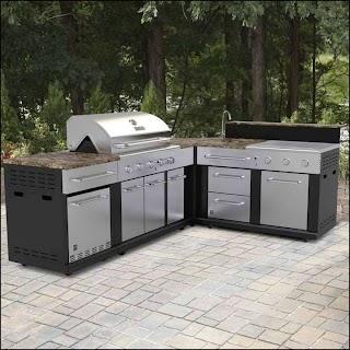 Master Forge Outdoor Kitchen 10 Luxury Modular Inspiration