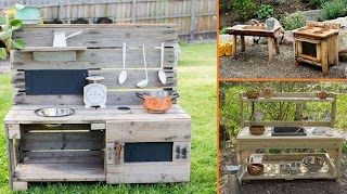 Kids Outdoor Kitchen Top 10 of Mud Ideas for Home Design Garden