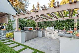 Outdoor Kitchen Pics Design Help Kalamazoo Gourmet