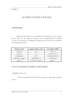 ALGEBRE DE BOOLE BINAIRE.pdf