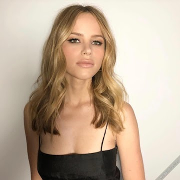 Halston Sage 40th Photo