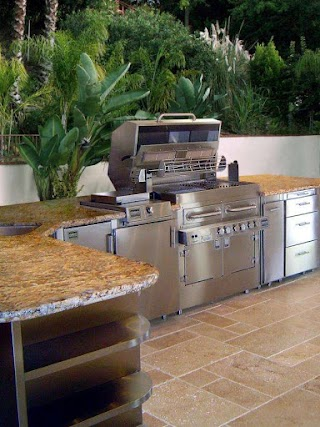 Awesome Outdoor Kitchens 10 Tips for Better Design Hgtv