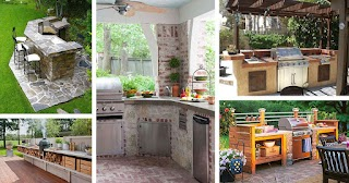 Outdoor Kitchen Designs Ideas 27 Best and for 2019