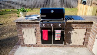 How to Make Outdoor Kitchen Cabinets Build for an Days Homeowner