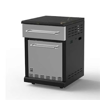 Master Forge Outdoor Kitchen Modular Refrigerator Lowes Canada