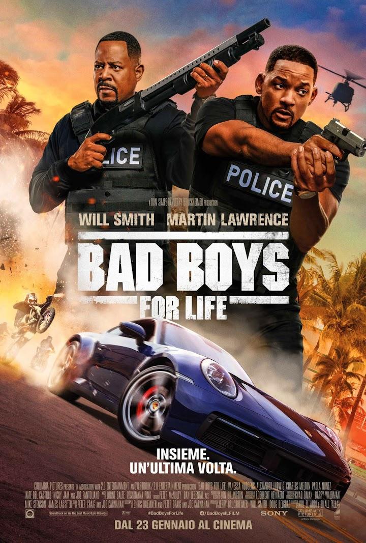 Bad Boys for Life kurdish poster