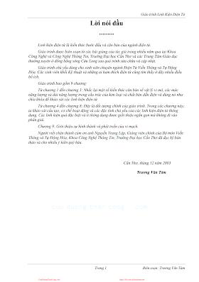 ĐHCT.Giáo Trình Linh Kiện Điện Tử - Trương Văn Tám, 163 Trang.pdf