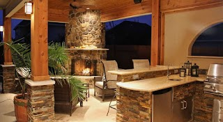 Outdoor Kitchens and Patios Designs Creative Kitchen Patio Ideas for Md Dc Homes