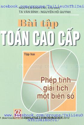 BAI TAP TOAN CAO CAP TAP 2.pdf