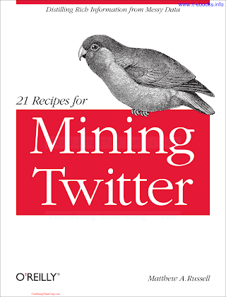 21 Recipes for Mining Twitter.pdf