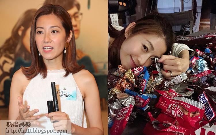 陳自瑤指照片貼住12廠都知是拍戲道具,況且她一直都沒戴婚戒。