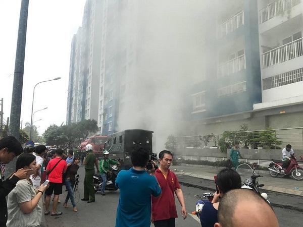 Không mua bảo hiểm cháy nổ nhà chung cư bị xử phạt thế nào?