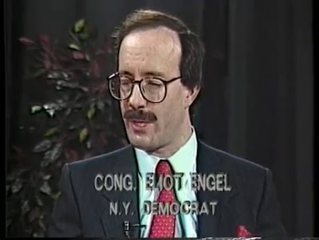 Lally Weymouth, Eliot Engel, Nita Lowey, Ed McAteer (Original Airdate 2/03/1991)