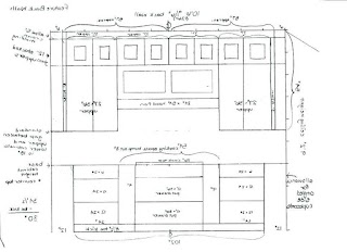 Standard Outdoor Kitchen Dimensions Shaped