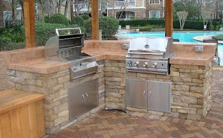 The Outdoor Kitchen Store Tampa Custom Fl
