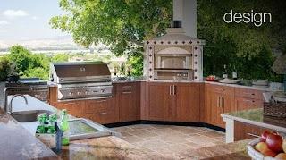 Pictures of Outdoor Kitchens Luxury Brown Jordan
