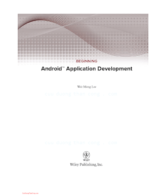 1118017110 {2A63F189} Beginning Android Application Development [Lee 2011-04-19].pdf