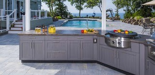 Outdoor Kitchen Cabinets Brown Jordan S