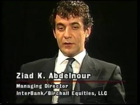 Ziad K. Abdelnour, Rita Koselka and Michael A. Ginor (Original Airdate 5/12/1996)