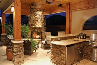 Amazing Outdoor Kitchens Style Estate Living Yard