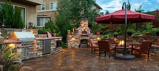 Outdoor Kitchens Texas Coppellkitchendesign Coppell Lawn Garden