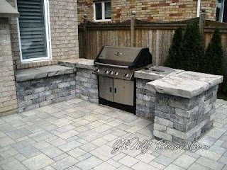 How to Build a Stone Outdoor Kitchen Sne S Remodeling