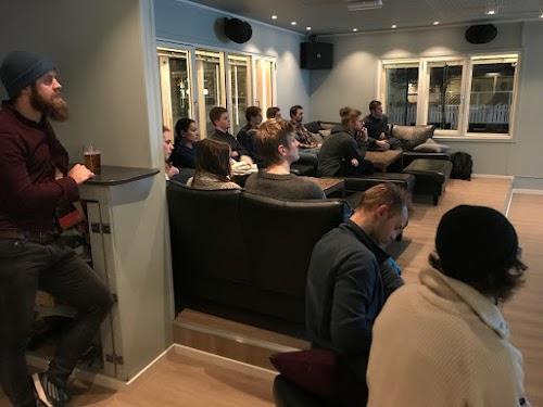 Vel gjennomført HVL Skape-kveld i Sogndal!