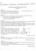 TD chimie 2