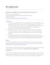 North Lawndale Community Action Council