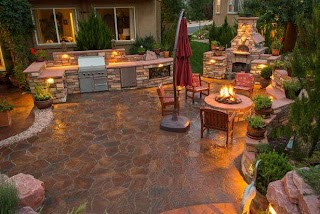 Backyard Outdoor Kitchen 12 Gorgeous S Hgtvs Decorating Design Blog Hgtv