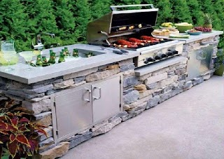 Outdoor Kitchen DIY Kits S Fabulous and Exciting with The