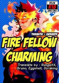 (C88) [Maraparte (Kojima Shoutarou)] FIRE FELLOW CHARMING  (Boku no Hero Academia) [English] [RungsitX, Bruno, Eggshell, Doraking]