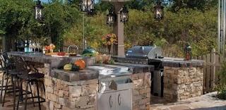 Outdoor Kitchens Jacksonville Fl Bbq Kitchen Ormond Beach Living