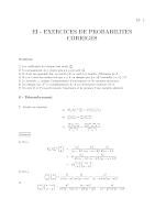 Exercices De Probabilités corrigés.pdf