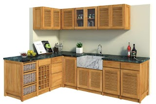 Teak Outdoor Kitchen Cabinets S