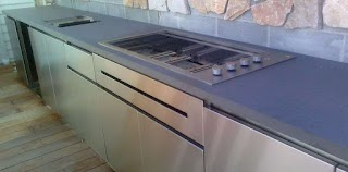 Stainless Steel Outdoor Kitchen Melbourne Our S In