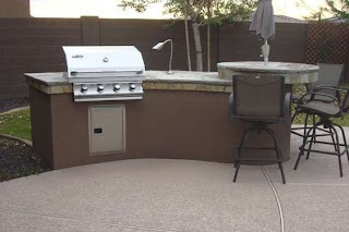 Outdoor Kitchens Phoenix Enjoy The Arizona Summer with a Custom Kitchen And