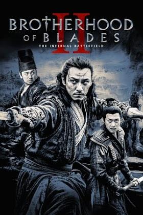 Brotherhood of Blades II: The Infernal Battlefield Poster