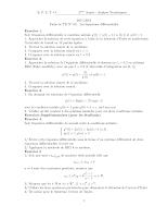 Td sur Les équations différentielles Analyse Numerique Epsto 2012.pdf