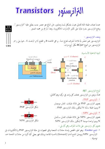تحميل كتاب كتاب-تعلم-الالكترونيات-من-الصفر-7.pdf - أساسيات الإلكترونيات